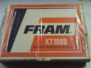Auto Trans Overhaul Kit Fram KT1080 for Borg-Warner T-35 MG AMC Jeep Triumph etc