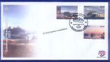 Ersttagsbrief-Briefmarken aus Malta