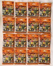 LEGO MINIFIGURES (8804) - Series 4 -COMPLETE SET of 16 Figures - New & Sealed!