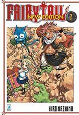 FAIRY TAIL NEW EDITION da 1 a 30 completa ed. star comics manga aut rave MASHIMA