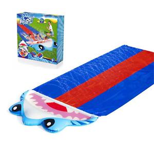 Wasserrutschbahn Wasserrutsche Rutsche Wassermatte Wasserspielzeug H2OGO Bestway