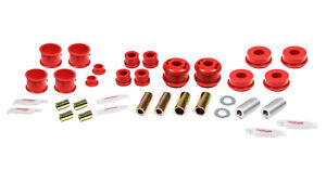 Prothane   16 2004 | Prothane 04 09 for subaru Outback/Legacy Total Kit   Red