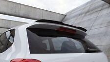 Techo alerón enfoque integrado para VW Polo 6r GTI alerón techo aristas alerón ABS