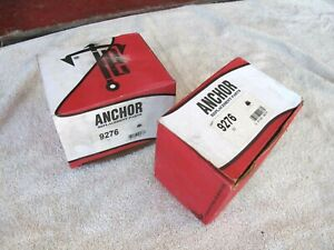 BMW 97-03 525i / 528i / 530i pair of Motor Engine Mounts 9276 by Anchor New
