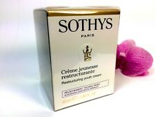 Sothys Restructuring Youth Cream 50ml /1.69oz Brand New