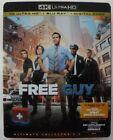 Free Guy (4K UHD + Blu-ray + Digital + Slipcover, New & Sealed)
