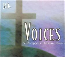 Voices: 50 Acapella Christian Classics