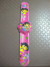 Kids Dora The Explorer digital Slap Watch BRAND NEW