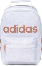ADIDAS lunch bag UNISEX Insulated - one size White and Brown 5150877