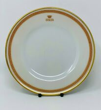 Italian Line First Class Bread Plate by Richard Ginori - Excellent Condition