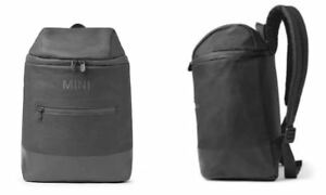 MINI BMW Colour Block Backpack Grey (RRP £35) 80222460865