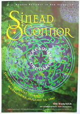 Sinead O'Connor Concert Poster Warfield #170 1997