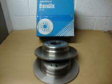 561477B Bendix Rear Brake Discs (Pair) Fits BMW 525i E34 Series 1988 - 1995