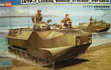 1/35 LVTP-7 Model Kit by Hobby Boss