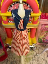 MINT VINTAGE BARBIE BEST BUY #7418  SAILOR DRESS  NAUTICAL FROM  1975