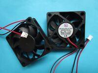 1 pcs Brushless DC Cooling Fan 24V 6015S 9 Blades 60x60x15mm Sleeve-bearing 2pin