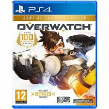Overwatch Game of The Year Edition (Bonus DLC) PS4 Playstation 4 Game Brand New