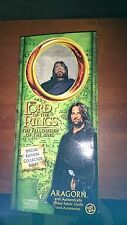 """Lord of the Rings: ARAGORN 12"""" Special Edition Collector Series (MISB / NEW)"""