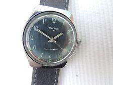 Mechanische Ruhla Armbanduhren (Handaufzug) für Herren