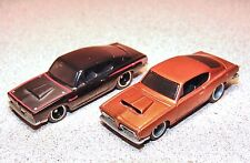 HOT WHEELS GARAGE 68 HEMI CUDA LOT