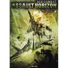 Ace Combat Assault Horizon master guide book / PS3 / XBOX360