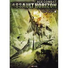 Ace Combat Assault Horizon master guide book / PS3 / XBOX360