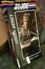 2012 SDCC Sideshow Exclusive G.I. Joe Green Beret Lt Falcon 1/6 Scale Figure New