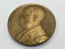 Robert W. Woolley Director of the Mint 1915-1916 Exonumia Medal