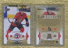 CURTIS LAZAR 2 ROOKIE CARDS - NHCD-10  - 2014-15 UD NATIONAL HOCKEY CARD DAY