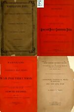 28 RARE OLD BOOKS ON MARYLAND IN THE CIVIL WAR HISTORY GENEALOGY RECORDS ON DVD