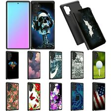 For Samsung Galaxy Note 10 Plus 6.8 N975 Hybrid Dual Layer Protective Slim Case