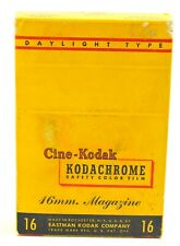 Kodakcrome Cine-Kodak 16 mm (50) Feet
