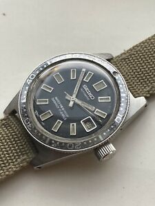RARE SEIKO 6217-8100 DIVER MODEL/STAINLESS STEEL/ GOOD WORKING  (AUTOMÁTIC)