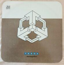"12"" Tesox 1997 Disintegration / Sweeper Vinyl Plastic  City PLAC 031-6"