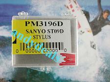 EVG NEEDLE STYLUS SONY FISHER SANYO NUMARK GTRS GROOVE TOOL ION - ITTUSB 901-D7