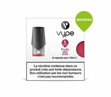 Capsules Vype Epen 3 Fruits des bois 6 MG