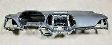 NEW OEM T/O BLACK LEATHER DASH INSTRUMENT PANEL JEEP CHEROKEE 14-20 [AH904-07]