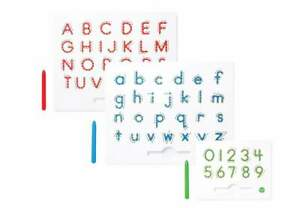 Kid O - Magnatab Letters and Numbers 3 Pack
