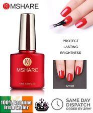 10ml Long Lasting Gel Top Coat Polish - Gel Acrylic Polygel UV LED Nail Manicure