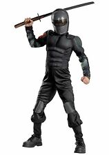 KIDS G.I.JOE SNAKE EYES MUSCLE COSTUME Size Small 4-6