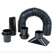 Powertec Dust Collection Collector System Flexible Hose Kit 2.5 inch Accessories