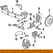 PORSCHE OEM 89-91 944 Front Brake-Flex Hose 94435507902