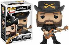 Funko Pop Rocks 49 Motorhead 10265 Lemmy Kilmister