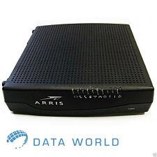 LOT of 10 ARRIS TG852G TELEPHONY DOCSIS 3.0 MODEM GATEWAY WIFI-N