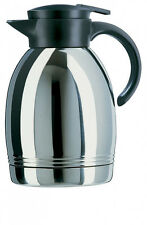 Emsa Consul Insulation Thermos Coffeepot Black 60.9 Oz Stainless Steel Jug