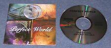 2003 METAL ~ PERFECT WORLD ~ Perfect World ~ RARE PROMO ~ PROMOTIONAL CD