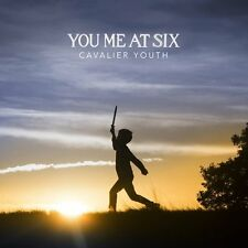 YOU ME AT SIX CAVALIER YOUTH DELUXE EDITION CD & DVD 0 NEW