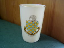 EARLS OF SURREY MANOR OF THORNE - LARGE SIZE BEAKER - GOSS CRESTED CHINA