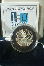 50 PENCE 2000 UK  UNITED  KINGDOM INGHILTERRA PROOF COD. 203