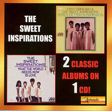 Songs of Faith & Inspiration/What the World Needs Now Is Love by The Sweet Inspi